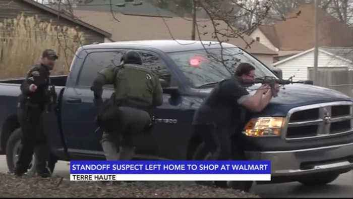 News video: Suspect Makes Trip To Walmart During 20-Hour Standoff