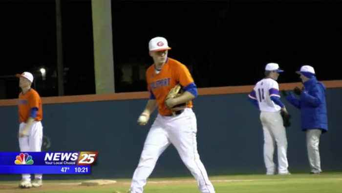 News video: High School Baseball: Gulfport vs. Memphis University School