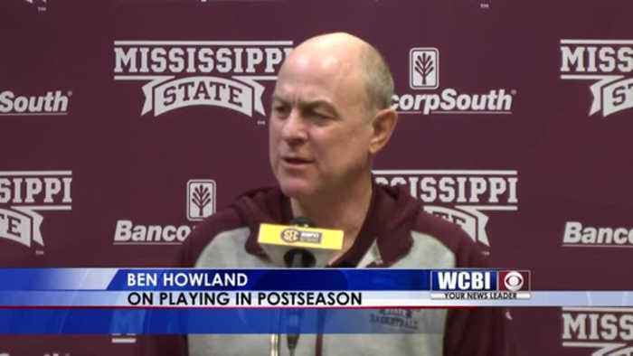 Mississippi State Eager for First Postseason Play in 6 Years