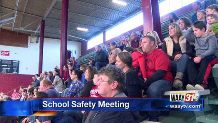 News video: Jackson county school district received $50K for school safe