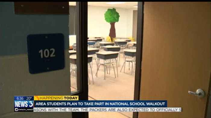 News video: MMSD superintendent talks about student walkout