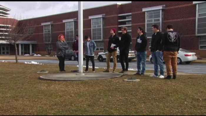 News video: 21 Brandywine Heights students suspended for walking out
