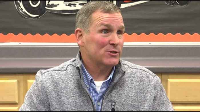 News video: Paul Ellis Gets LaFayette Job
