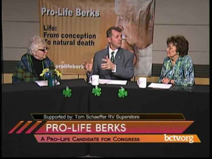 News video: Pro-Life Berks