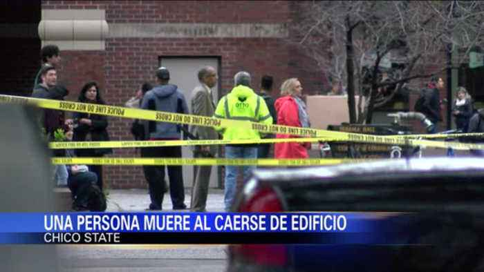 News video: chico state perosna murio