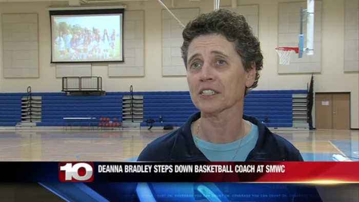 News video: Deanna Bradley steps down at SMWC
