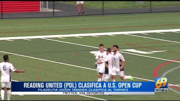 Reading United en el US Open Cup