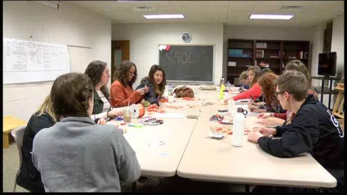 News video: Tri-State Students Join Forces To Standup Against Gun Violen