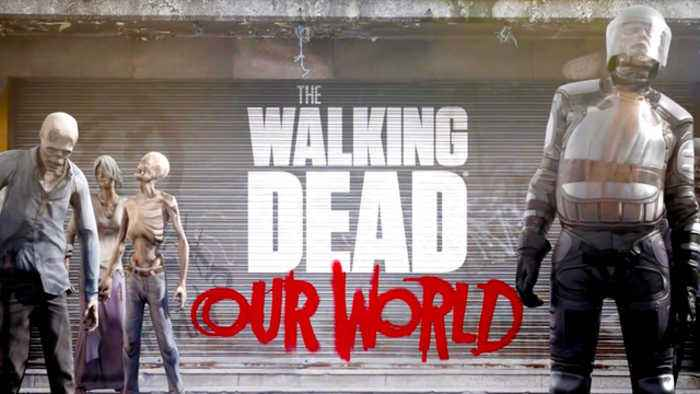 The Walking Dead: Our World - Announcement Trailer