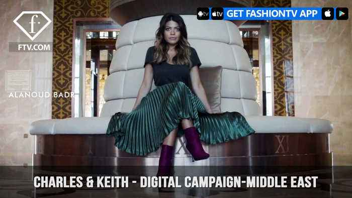 News video: Charles & Keith - Digital Campaign-Middle East | FashionTV | FTV