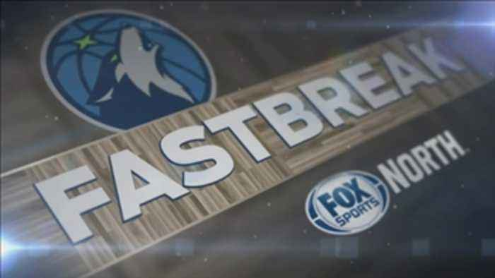 News video: Wolves Fastbreak: Minnesota's woes in San Antonio continue