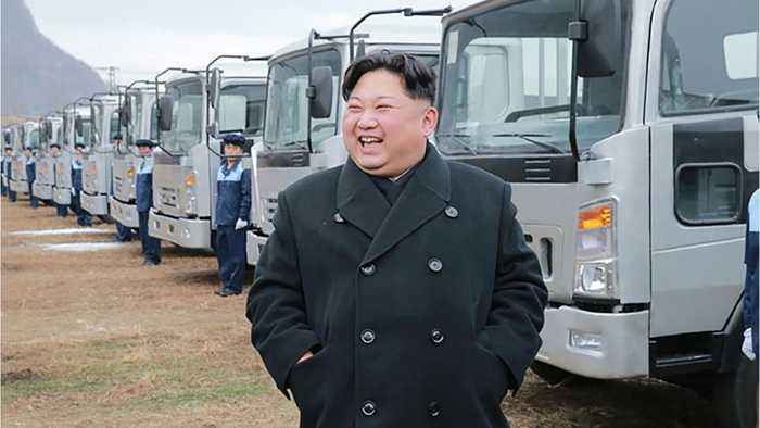 Kim Jong Un Getting Rid Of Nukes Could Be A Death Warrant