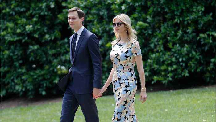 A Helicopter's Engine Failed While Carrying Ivanka Trump And Jared Kushner
