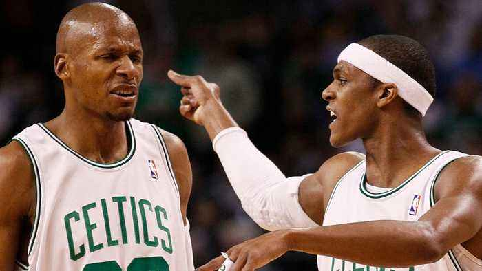 "News video: Rajon Rondo FIRES SHOTS At Ray Allen: ""He Just Needs Attention!"""