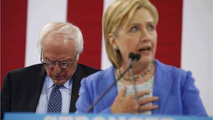 Pro-Bernie Sanders Group Was Going To Protest Hillary Clinton