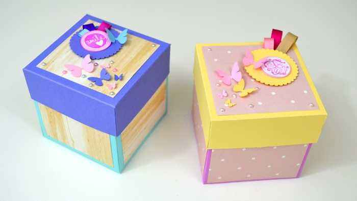 Diy Paper Craft Ideas Mothers Day Unfolding One News Page Video