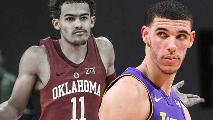 Lonzo Ball Gets TROLLED by Trae Young, Fires Back on Twitter
