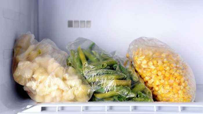 Foods That Can Be Stored In Water Or Ice