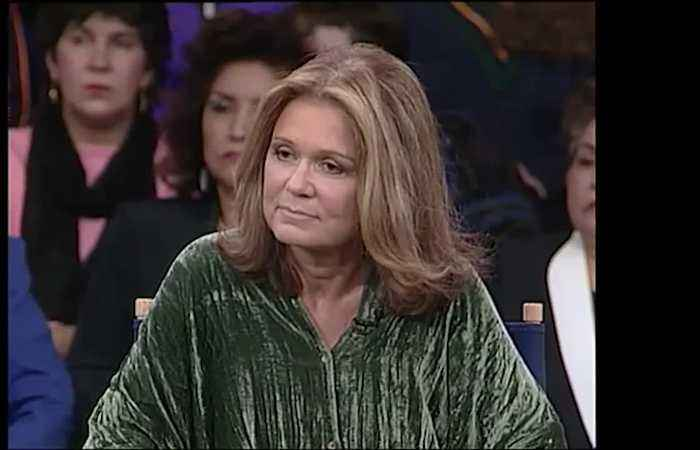 News video: Gloria Steinem Supports a Woman with Low Self-Esteem with One Simple Insight