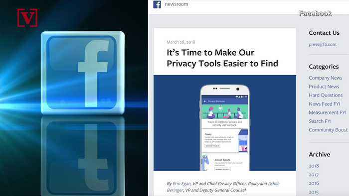 Facebook Changes Its Privacy Settings, Here's What You Need to Know