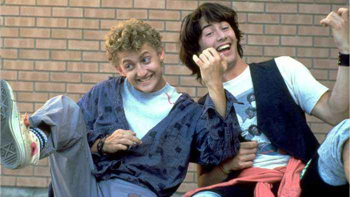 'Bill & Ted Face the Music' Could Actually Become A Reality