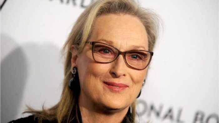 "There's a bonkers rumor that *Meryl Streep* will replace Carrie Fisher as Leia in ""Star Wars"" and just...no"