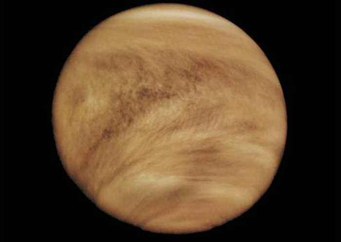 Clouds Of Venus May Be Harboring Microbial Life, Scientists Say
