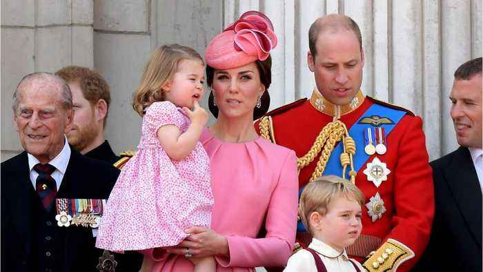 Prince George and Princess Charlotte Absent At Easter Service