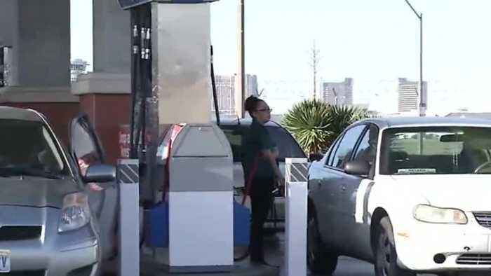 Las Vegas Gas Prices >> Las Vegas Gas Prices Increase 6 9 In The Past One News Page Video