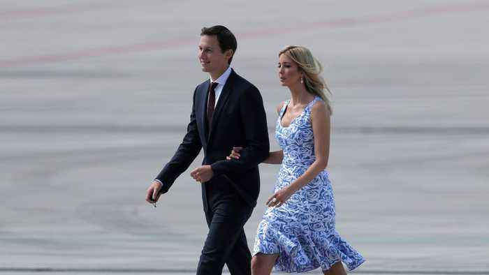 News video: Ivanka and Jared Tried to Bribe Planned Parenthood President?