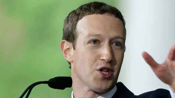 Zuckerberg Says He's Not Stepping Down as Facebook CEO
