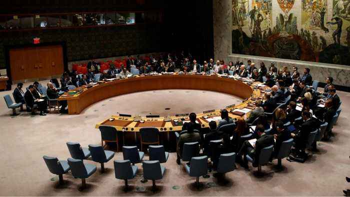 Russia Calls UN Security Council Over Poisoning Doubts