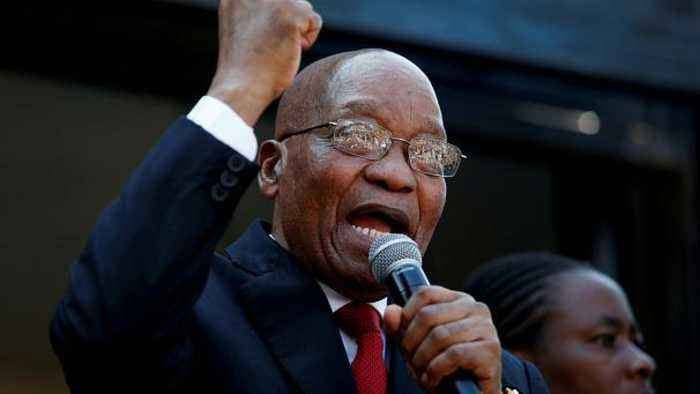 News video: Corruption charges case against former President of South Africa Jacob Zuma adjourned til 8 June