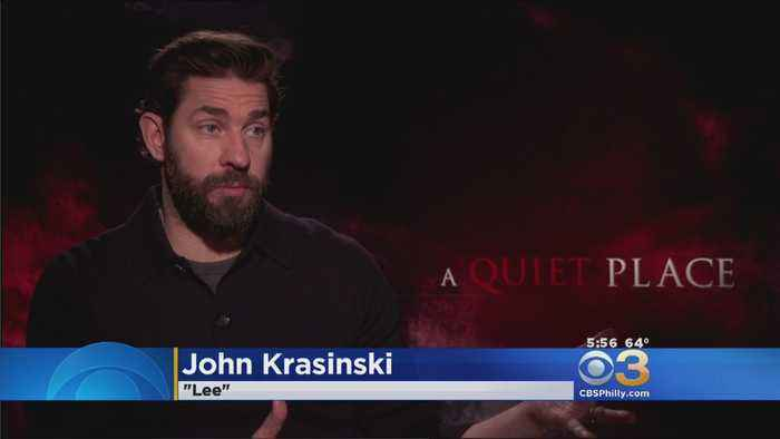 'Quiet Place' Making A Lot Of Noise Among Lovers Of Horror Films