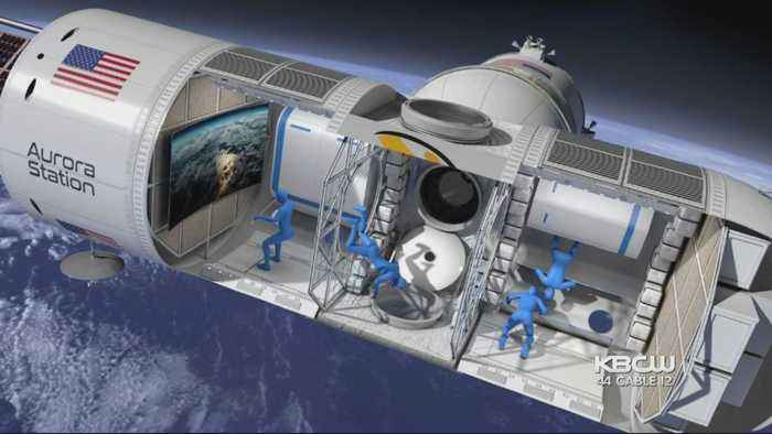 Bay Area Start-Up Plans To Build First Luxury Hotel In Space