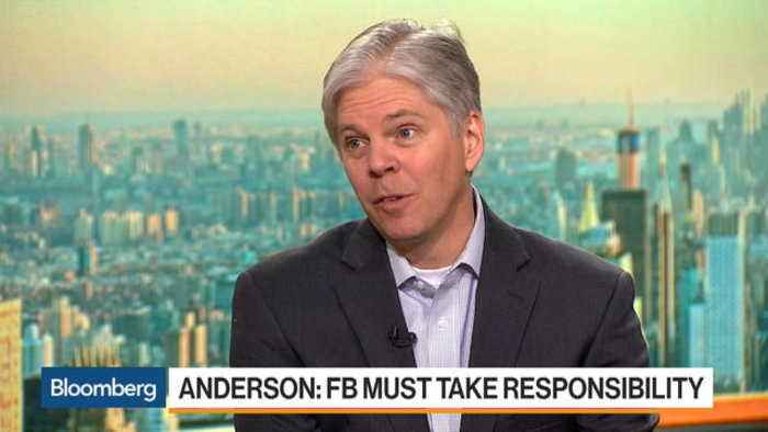 News video: SocialFlow CEO Says Facebook Must Take Responsibility
