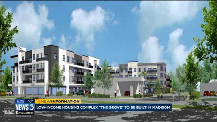Low-income housing apartment The Grove gets green light after receiving  extra tax credits
