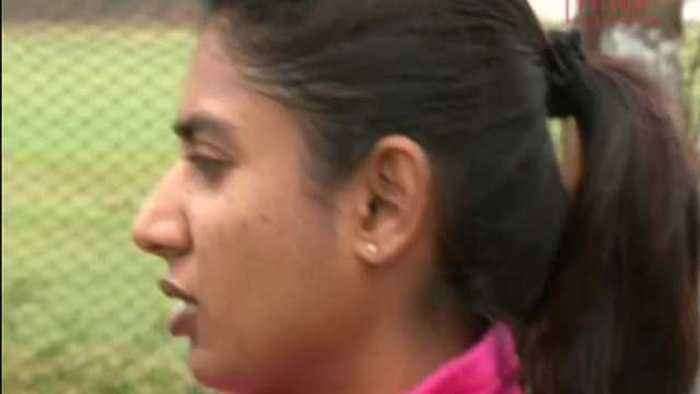 News video: Mithali Raj Becomes First Women To Ever Hit 50 Fifties