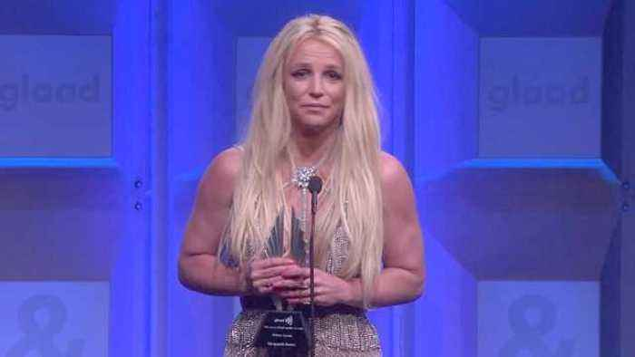 News video: Britney Spears honored at annual LGBTQ awards