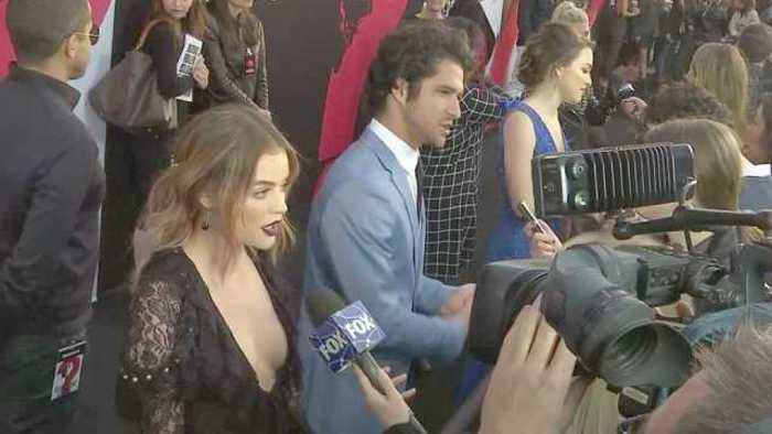 News video: Cast of new thriller turn out in Hollywood