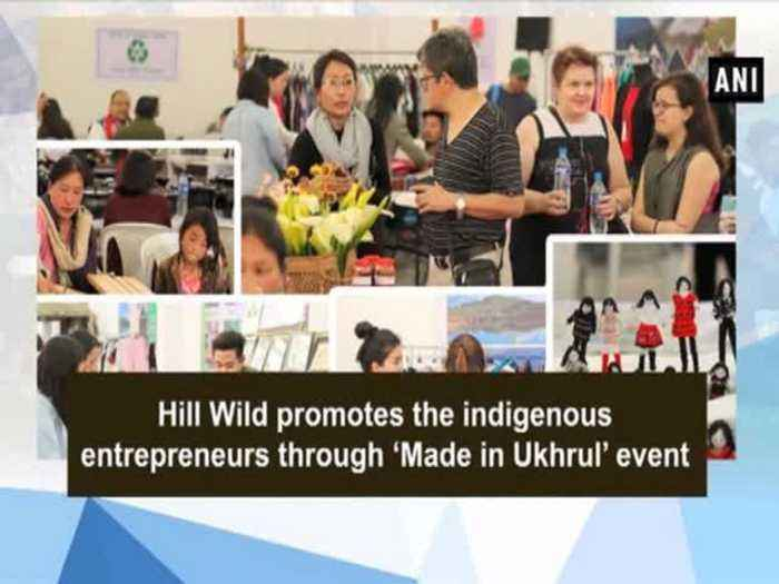 Hill Wild promotes the indigenous entrepreneurs through 'Made in Ukhrul' event