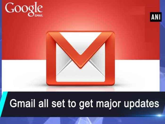 News video: Gmail all set to get major updates