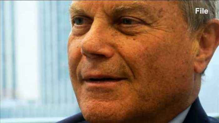 News video: WPP chief executive Martin Sorrell quits