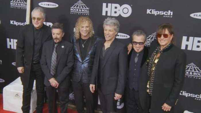 News video: 'It's about time': the 2018 Rock Hall inductions