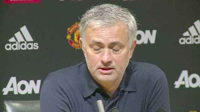 "News video: Mourinho hits out at inconsistent and ""complicated"" United"