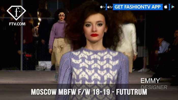 Futurum Moscow Mercedes Benz Fashion Week Fall/Winter 2018-19 | FashionTV | FTV