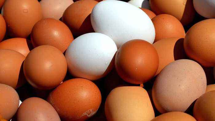 News video: More Than 200 Million Eggs In Nine States Are Being Recalled Over Salmonella Fears