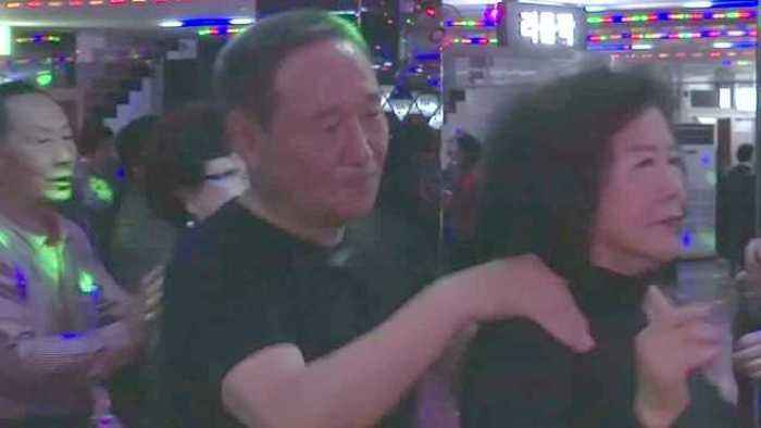 News video: South Korean retirees find a 'playground' in daytime discos
