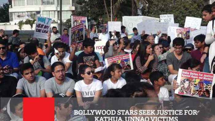 News video: Bollywood Stars Seek Justice For Kathua, Unnao Victims