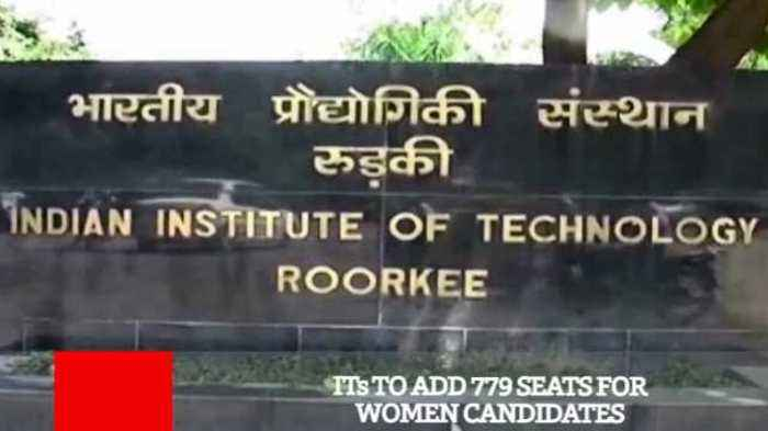 IIT to Add 779 Seats For Women Candidates